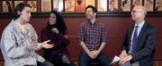 TV: Ryan McCartan, Taylor Iman Jones & Adam Gwon Get Grilled on SCOTLAND, PA!