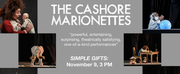 UCPAC Presents THE CASHORE MARIONETTES
