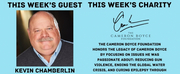 Kevin Chamberlin to Join SUNDAYS ON THE COUCH WITH GEORGE