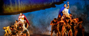 Photos: THE PRINCE OF EGYPT is Now Starring Oliver Lidert andNardia Ruth