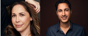 Andréa Burns and Maulik Pancholy to Star in George Streets Season Photo