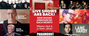Paramount Theatre Announces Upcoming Shows For 2021-22