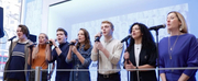 VIDEO: The West End Cast of DEAR EVAN HANSEN Perform at Flagship Microsoft Store in London