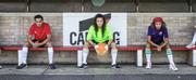 SQUAD GOALS Will Premiere at Dagenham and Redbridge FC Photo