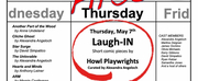 Howl Playwrights Continues First Thursdays Series Virtually With Laugh-IN!
