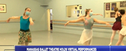 Manassas Ballet Theatre to Perform Without an Audience Photo