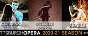 Pittsburgh Opera Continues In-Person Performances With SOLDIER SONGS Photo