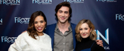 Photo Coverage: Ciara Renee, McKenzie Kurtz, Ryan McCartan and the Cast of FROZEN Meet the Press
