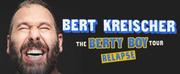 Bert Kreischer Brings Newest Comedy Tour to Keller Auditorium January 2022