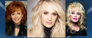 Carrie Underwood to Host the CMA AWARDS with Special Guest Hosts Dolly Parton and Reba