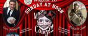 MAGIC AT CONEY!!! Announces Performers For The Sunday Matinee, August 18