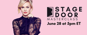 Laura Bell Bundy Joins Our June Stage Door Masterclasses Lineup Photo