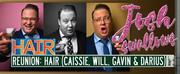 Caissie Levy, Gavin Creel, Will Swenson & Darius Nichols Reunite on Josh Lamon\