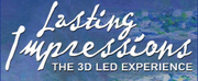Arsht Center Presents World Premiere of LASTING IMPRESSIONS The 3D LED Experience! Photo