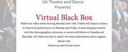 UA Theatre and Dance Hosts Virtual Black Box Photo