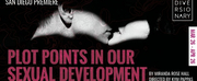 Cast And Creative Team Announced for PLOT POINTS IN OUR SEXUAL DEVELOPMENT