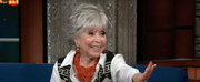 Rita Moreno Talks Finding Her Role Model in WEST SIDE STORY!