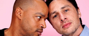 Zach Braff and Donald Faison Remember Nick Cordero - So Many Great Memories Together Photo