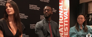 Hamptons IFF Breakout Artists Lulu Wang, Aldis Hodge & Camila Morrone Talk Movies On Tom Needham\