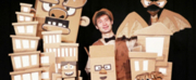 Cardboard Characters Take The Stage at Flushing Town Hall in CARDBOARD EXPLOSION!