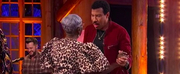 VIDEO: Lionel Richie Serenades AMERICAN IDOL Contestant\