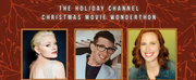 Tune in to THE HOLIDAY CHANNEL CHRISTMAS MOVIE WONDERTHON Photo
