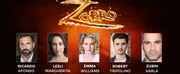Ricardo Afonso Talks ZORRO: THE MUSICAL IN CONCERT