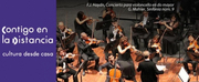 La Orquesta Sinfónica Nacional Presenta Obras De Haydn Y Mahler En Concierto Virtua Photo