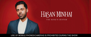 Hasan Minhaj Second Show Added At DPAC in February