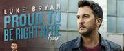 2021 ACM Entertainer Of The Year Luke Bryan Announces Proud To Be Right Here Tour Photo