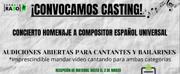 Espacio [RARO] convoca audiciones para el concierto homenaje UN COMPOSITOR ESPAÑOL  Photo