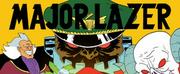 MAJOR LAZER Cartoon Series Premieres Today on YouTube