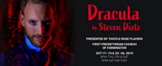 Thistle Rose Academy of Arts Presents DRACULA