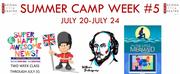 Tacoma Little Theatre Announces Virtual Summer Camp Classes Photo