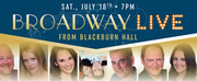 Broadway-Themed Live Streaming Concert Announced For July 18 Photo