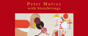 Peter Mulvey with SistaStrings: Live at the Cafe Carpe to Be Released Photo