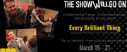 Boise Contemporary Theater Presents EVERY BRILLIANT THING Photo