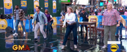 VIDEO: The Broadway Cast of COME FROM AWAY Performs on GOOD MORNING AMERICA