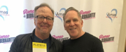 Photo Flash: Edward Hibbert Visits ROMEO & BERNADETTE