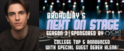 VIDEO: Broadways Next on Stage College Top 5 Announced - Watch Now! Photo