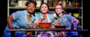 WAITRESS Sets New House Record at Broadways Ethel Barrymore Theatre