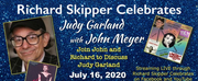 Richard Skipper Celebrates Judy Garland With John Meyer Photo