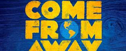 COME FROM AWAY Comes to the Times-Union Center in December