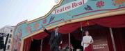 El Teatro Real prepara su carroza para el Día Mundial de la Ópera