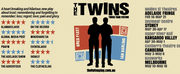 BWW REVIEW: THE TWINS Pairs Popular Comedian and Performer Greg Fleet and Acclaimed Docume Photo