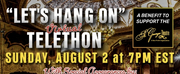 St. George Theatre Presents LETS HANG ON Virtual Telethon With Colin Jost, Frankie Valli,  Photo