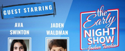 VIDEO:  New Episode of Joshua Turchins THE EARLY NIGHT SHOW Features  Jaden Waldman, Ava S Photo