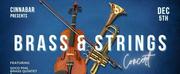 Cinnabar Theater Presents The SoCo Phil Brass Quintet & The SoCo Phil String Quartet,