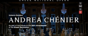 Greek National Opera Presents ANDREA CHENIER on GNO TV Photo