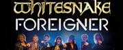 Whitesnake & Foreigner Announce U.K. & Ireland 2022 Tour